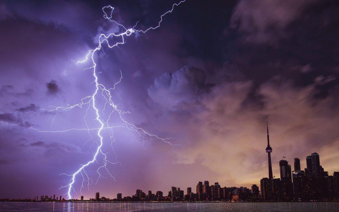 Live aus dem Sturm Sabine – worauf ist bei Sturmschäden zu achten?